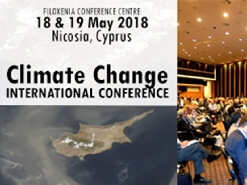 The International Conference on Climate Change was a tremendous success
